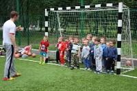 В тульских парках заработала летняя школа футбола для детей, Фото: 9