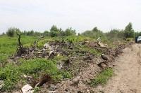 В тульском Заречье жители год добиваются ликвидации ядовитой свалки, Фото: 30
