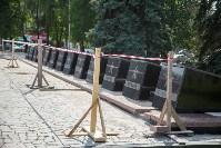 Реставрация обелисков на площади Победы, Фото: 8
