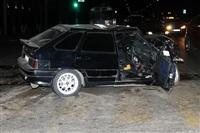 В ДТП на пр. Ленина в Туле ранены два человека, Фото: 5