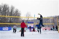 В Туле определили чемпионов по пляжному волейболу на снегу , Фото: 10