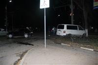 В ДТП на пр. Ленина в Туле ранены два человека, Фото: 8