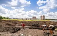 Раскопки на берегу Упы, Фото: 19