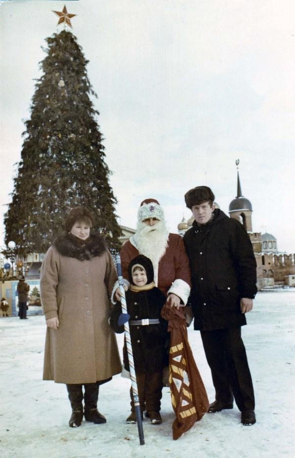 Самый советский новый год, 1989г.))))