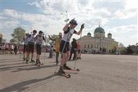 Лыжероллерный спринт. 1.05.2014, Фото: 7