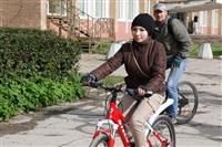 По центральным улицам Тулы прошел велопробег, Фото: 74