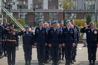 День Тульской дивизии ВДВ: на площади Ленина приземлились парашютисты, Фото: 44