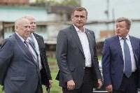 Алексей Дюмин посетил Ефремовский завод синтетического каучука, Фото: 9