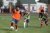Как футболисты «Арсенала» готовятся к «Тосно», Фото: 28