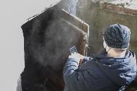 В Туле подвал дома неделю был затоплен канализацией, Фото: 12