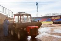 Как Центральный стадион готов к возвращению большого футбола, Фото: 48