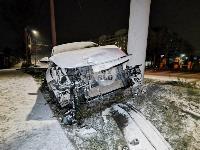 Авария на ул. Пролетарской в Туле, Фото: 11