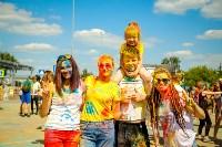 В Туле прошел фестиваль красок и летнего настроения, Фото: 134
