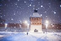 Вечерний снегопад в Туле, Фото: 23