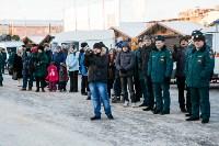 День спасателя. Площадь Ленина. 27.12.2014, Фото: 48