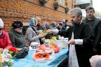 Туляки освящают пасхи и куличи, Фото: 5