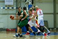 Тульские баскетболисты «Арсенала» обыграли черкесский «Эльбрус», Фото: 28