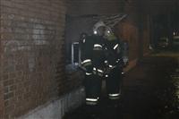 Пожар в здании бывшего кинотеатра «Искра». 10 марта 2014, Фото: 9