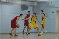 БК «Тула» дважды уступил баскетболистам Ярославля, Фото: 7