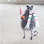 Вязаные мышки, Фото: 2
