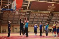 В Туле прошло необычное занятие по баскетболу для детей-аутистов, Фото: 43