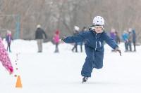 В Туле прошли массовые конькобежные соревнования «Лед надежды нашей — 2020», Фото: 30
