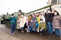 Виртуальные и настоящие танки от «Ростелекома» на тульской земле для журналистов и блогеров ЦФО, Фото: 49