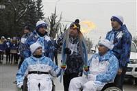 Эстафета паралимпийского огня в Туле, Фото: 89