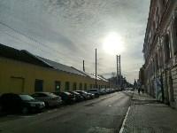 Улица Металлистов перекрыта, Фото: 1