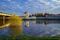 Уровень воды в Упе поднялся более чем на метр , Фото: 7