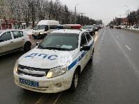 На проспекте Ленина в Туле насмерть сбили пешехода, Фото: 3