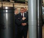 Алексей Дюмин посетил АО «НПО «Сплав», Фото: 7