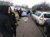 ДТП на Щегловской Засеке, Фото: 2
