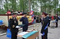 Последний звонок-2016 в Первомайской кадетской школе, Фото: 20