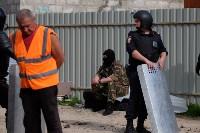 В Плеханово начали сносить дома в цыганском таборе, Фото: 59