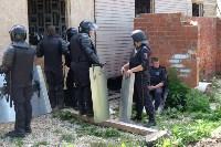 В Плеханово начали сносить дома в цыганском таборе, Фото: 121