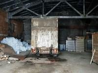 В Алексинском районе работал цех по производству поддельного алкоголя, Фото: 2