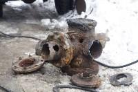 Коммунальная авария на улице Демонстрации, Фото: 2