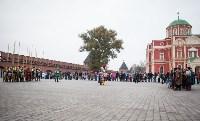Средневековые маневры в Тульском кремле. 24 октября 2015, Фото: 100