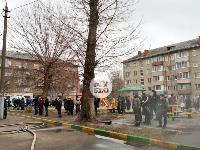 На улице Металлургов в Туле загорелась квартира , Фото: 15