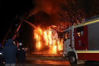 Крупный ночной пожар в Туле, Фото: 23