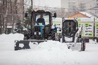 Последствия снежного циклона в Туле, Фото: 54