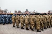 Митинг сотрудников ОВД в Тульском кремле, Фото: 74