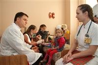 Владимир Груздев в Тульской детской областной клинической больнице. 26 декабря 2013, Фото: 8