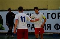 Чемпионат Тулы по мини-футболу среди любительских команд. 7-8 декабря 2013, Фото: 1