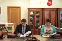 Тульским активистам выдали гранты на социальные проекты, Фото: 15