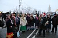 На площади Ленина в Туле открылась новогодняя ярмарка , Фото: 3