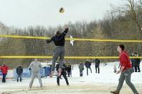 Турнир Tula Open по пляжному волейболу на снегу, Фото: 43