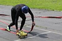 Соревнования пожарных в Туле, Фото: 2