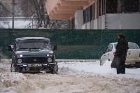 Снегопад в Туле. 19 января 2016 года, Фото: 49